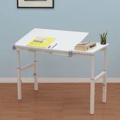 Found it at Wayfair - Graphix Workstation Drafting Table with Pencil Tray