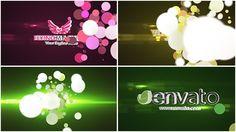 Particles Impact Logo