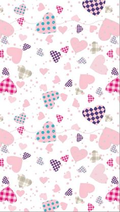 Super Wallpaper Ideas for Valentine's Day - Page 147 of 200 - CoCohots Heart Wallpaper, Kawaii Wallpaper, Pastel Wallpaper, Cute Wallpaper Backgrounds, Wallpaper Iphone Cute, Pretty Wallpapers, Love Wallpaper, Cellphone Wallpaper, Printable Scrapbook Paper