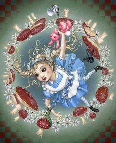 Alice in Wonderland, Trevor Brown