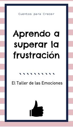 Cómo podemos enseñar a los niños a superar la frustración y encarar los problemas de manera positiva. #tolerarlafrustración #educaciónemociomnal #emociones #inteligenciaemocional Colors And Emotions, Teacher Inspiration, Yoga For Kids, School Hacks, Eyfs, Emotional Intelligence, School Counseling, Positive Life, Bullying