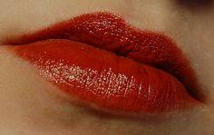 Brick Red Lipstick . MISTRESS Mineral Lipstick - Dark Warm Brick Red Matte Lipstick, $11.95