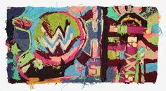 Note this Vernissage for tomorrow, 1st February 7 p.m. in Mitte at Galerie Art Cru! || Vernissage vormerken für morgen, 01.02. ab 19 Uhr in Mitte, Galerie Art Cru! Oliver Rincke | Galerie ART CRU | 02.02.–28.02.2017 by bis 28.02. | #1834ARTatBerlin | Galerie ART CRU zeigt ab 2. Februar 2018 eine Ausstellung mit Broderien des Künstlers Oliver Rincke. Galerie ART CRU Berlin zeigt Broderien von Oliver Rincke. Seine Arbeiten sind kraftvolle Kompositionen aus Wolle und Garn a