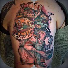 29 Tatuajes impresionantes inspirados en libros