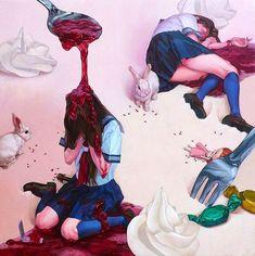 kazuhiro_hori_paintings-ShockBlast-3