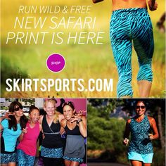 Awesome new Fall Line.  #REALwomenmove #SkirtSports