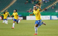 Com apenas 20 anos, Byanca Brasil é promessa para o futebol feminino | Agencia Esportes