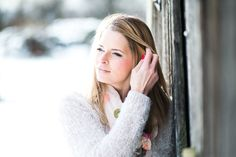 Frau Herz Fotografie | Winterzeit | Kathrin