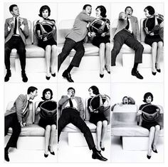 Dick Van Dyke and Mary Tyler Moore, I can't tell you how much I love this!