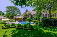 Gardenside | Southampton, LI, NY. The one-time residence of Consuelo Vanderbilt Balsan, a former Duchess of Marlborough