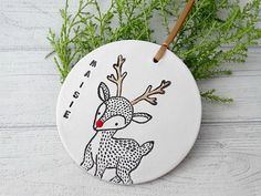 Hey, I found this really awesome Etsy listing at https://www.etsy.com/uk/listing/486213263/reindeer-christmas-decoration-christmas