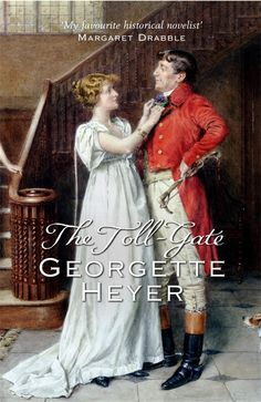 The Toll-Gate by Georgette Heyer (Author) - Cornerstone - ISBN 10 0099476363 - ISBN 13 0099476363 - A dashing Regency romance from the… Historical Romance, Historical Fiction, Good Books, Books To Read, Reading Books, Georgette Heyer, Books Australia, Page Turner, Popular Books