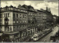 Piłsudskiego i Świdnicka Lata 1933-1938