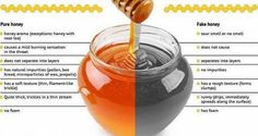 There are Real Honey And Fake Honey – How To Check The Purity Of Honey ?