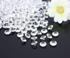 Clear gems - 5k ordered.
