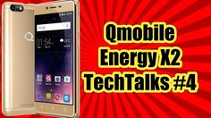 Tech Talks #3- Qmobile Energy X2 With Small Price