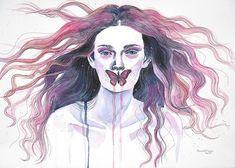 Kadına Şiddet ve Hüznü Resmeden Dal Maso'dan Düşündürecek İllüstrasyonlar Sanatlı Bi Blog 7