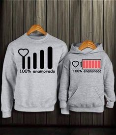 Camisetas Personalizadas Parejas 83729f3654188