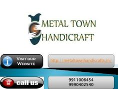 Metal town handicrafts 9911006454/ 9999402540 are leading exporter, manufacturer of corporate gifts items in delhi, corporate brass gift items exporters of m...