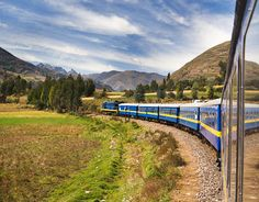 PeruRail, the train to the Sacred Valley in Peru  [will visit 2012]