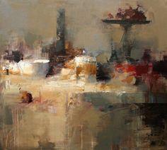 Still Life, Ricardo Galan Urrejola  Acrylic on Canvas