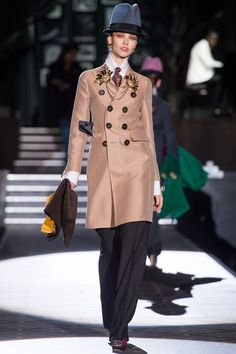 Dsquared² Fall 2013 Ready-to-Wear Collection Slideshow on Style.com