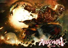 RAGING WIN, Announcing the Asura's Wrath Art Contest WINNERS