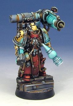 Imperial Fist Master of the Forge or something