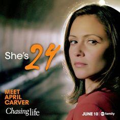 Nova Série: Chasing Life