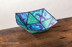 Favorite Fabric Bowls, Boxes & Vases