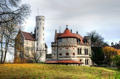 Castle Lichtenstein, Germany