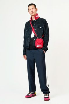 c5a5c6b70249 Tommy Hilfiger Spring 2019 Menswear Fashion Show Collection  See the  complete Tommy Hilfiger Spring 2019 Menswear collection.