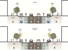 SFMTA Unveils 6th St. Proposal With Road Diet, Bike Lanes, Wider Sidewalks   Streetsblog San Francisco