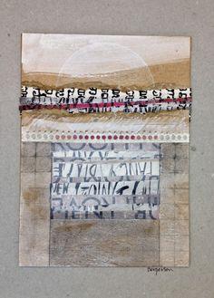 Graphic Landscape 1  Artist: Judith Bergerson