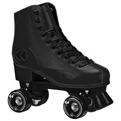 Get started skating in style with these Roller Derby Candi Girl Sabina quad skates. Featuring a trendsetting look, these skates are perfect for zooming around the rink or sidewalk. Outdoor Roller Skates, Roller Derby Skates, Quad Skates, Roller Skating, Black Roller Skates, Speed Roller Skates, Skating Rink, Skater Look, Classic Men