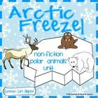 This fun and engaging Arctic Animal unit focuses on 6 arctic animals:  polar bear, Arctic fox, walrus, Arctic hare, caribou, and seal!  There are o...