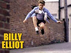 """""""BILLY ELLIOT""""(リトル・ダンサー)劇中に流れるT.REXの「Childrens Revolution」が象徴的な一本。"""