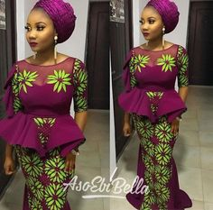 latest skirt and blouse designs: 25 Stylish Ankara Skirt and Blou… Diyanu - Aso Ebi Styles African Fashion Ankara, Latest African Fashion Dresses, African Dresses For Women, African Print Fashion, Africa Fashion, African Attire, African Women, African Print Dress Designs, Blouse Designs