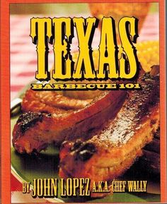 This tiny cookbook supplies all the knowhow to create real smoked brisket, ribs, leg of lamb, ribs, turkey, ham, quail, barbacoa and cabrito - true Lone Star style. At $5.95 and pocket sized, it is de