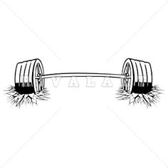Awesome Weight Lifting Clip Art