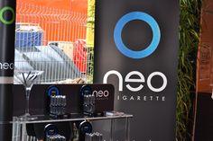#NEO stand at Stars N Bars, Monaco Grand Prix 2013