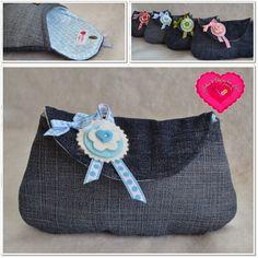 Bolsinha de mão Hand purse