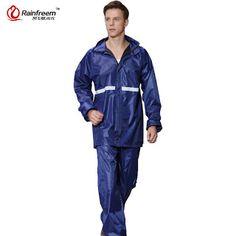 Rainfreem Impermeable Raincoat Women/Men Rainwear Single-layer Rain Coat Outdoor Women Motorcycle Rainproof Rain Gear Poncho (32636820886)  SEE MORE  #SuperDeals