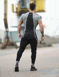 03b4e0b4d0 KANA Performance - Shirt Black on Black. Moda EsportivaEsportesMasculino EngenhariaPostagens Do InstagramCorpo ...
