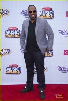 """Kamil McFadden from """"KC:Undercover"""" at the RDMAS April 25,2015"""