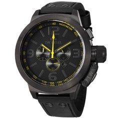tw steel tech spyker chrono horloge 50mm tw669