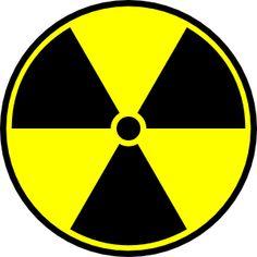 Radioactive Material Symbol Clip Art