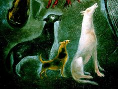 Leonora Carrington by Pacoy69, via Flickr