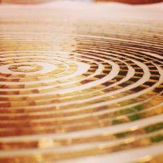 golden tree rings  cheryl sorg fine art - bookworks, custom thumbprint portraits and more