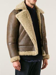 ACNE - Ian Shearling jacket 9